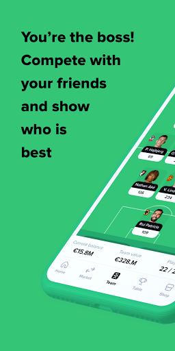 Bemanager - Be a Soccer Manager APK MOD Download 1