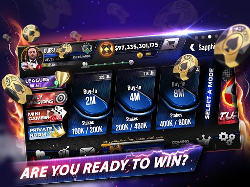 Rest Poker - Texas Holdem  screenshots 9