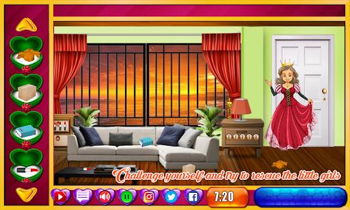 Free New Escape Games 043 - Girls Escape Room 2021  screenshots 6