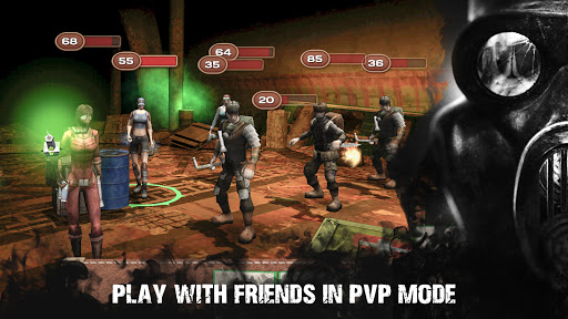 Metro 2033 u2014 Offline tactical turn-based strategy  Screenshots 5