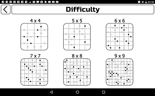 Kropki Puzzle  screenshots 8