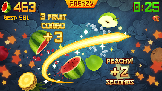 Download Fruit Ninja Mod Apk [Unlimited Money/Free Shopping] 1