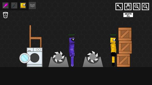 Alien Stick Playground: Human Ragdoll  screenshots 4