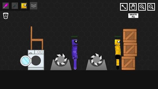 Alien Stick Playground: Human Ragdoll 4