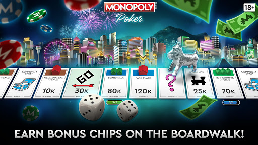 MONOPOLY Poker - The Official Texas Holdem Online 1.0.11 screenshots 2
