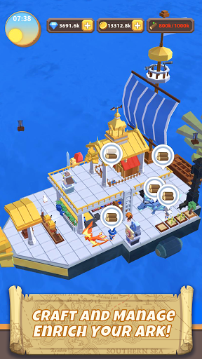 Arkcraft - Idle Adventure 0.0.5 screenshots 2