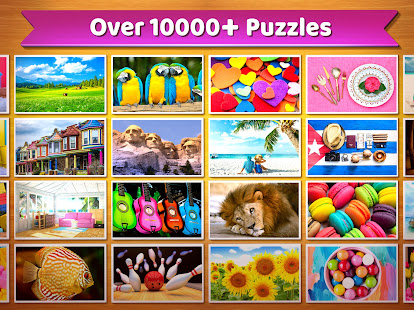 Jigsaw Puzzles Pro ud83eudde9 - Free Jigsaw Puzzle Games 1.6.1 Screenshots 17