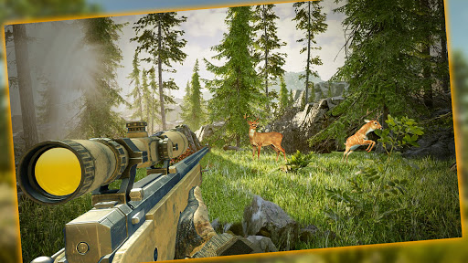 Sniper Deer Hunting Game: Last Survival 2021  screenshots 1