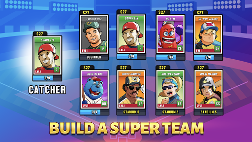 Super Hit Baseball screenshots 13