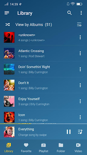 Music Player - Audio Player & Bass Booster android2mod screenshots 4