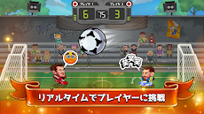 ヘッドボール - サッカーゲームのおすすめ画像1