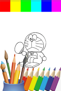 Coloring Book MonMon Games Game Hack & Cheats 5