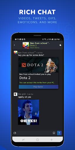 Steam Chat  Screenshots 2