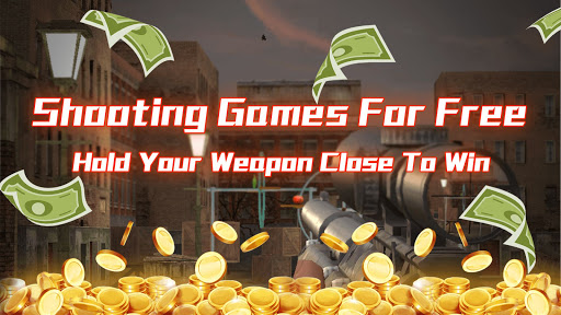 Shooting Go - Earn Money Games By Aiming Target modiapk screenshots 1