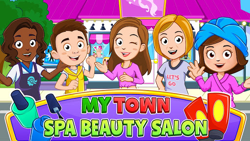 My Town : Hair Salon & Spa Game for Girls Free u2764ufe0f 1.09 screenshots 1