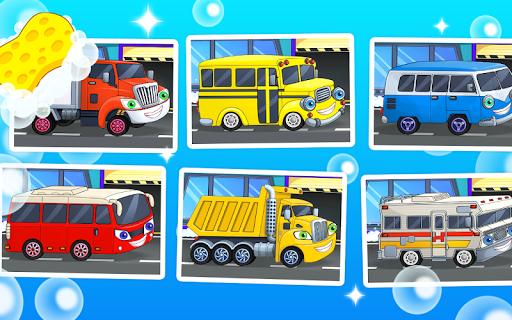 carwash: trucks screenshot 1