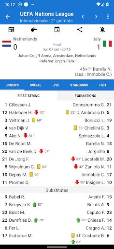 Italian Soccer 2020/2021 2.57.1 Screenshots 1
