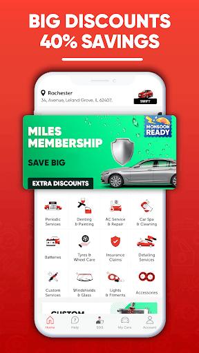 GoMechanic - Car Services, Battery & Tyres apktram screenshots 7