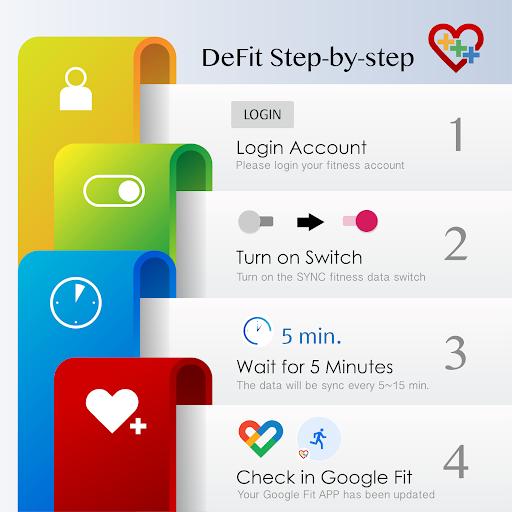 DeFit - Debugger of Fitness Apps 0.7.9 Screenshots 1