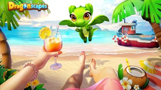 Dragonscapes Adventure APK MOD APP HACK LATEST DOWNLOAD ***NEW 2021*** 1