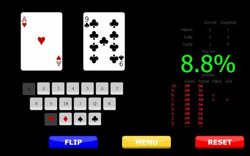 psychic test screenshot 3