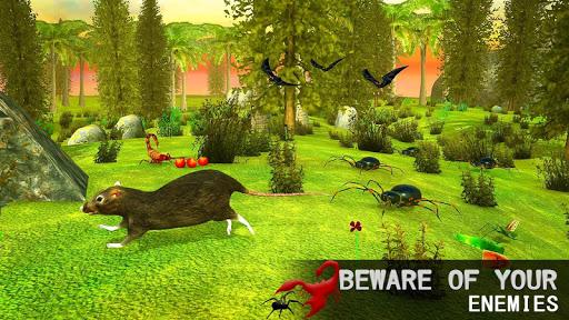 mouse simulator : virtual wild life 2020 screenshot 2