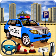 Super Police Car Parking 3D : Modern Car parking