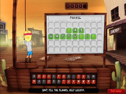 hangman hanging challenge free screenshot 3