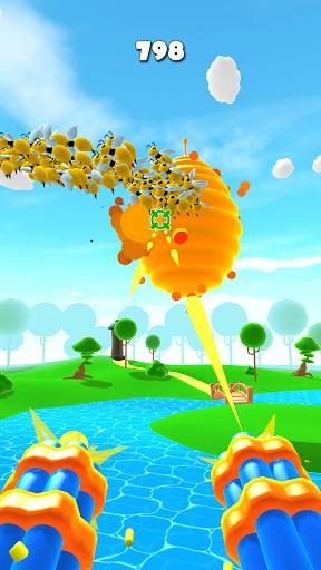 Télécharger Gratuit Swarm Strike APK MOD (Astuce) screenshots 1