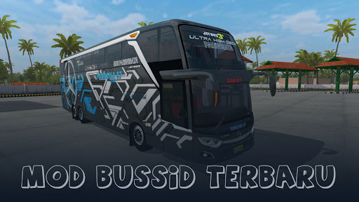 Bus Simulator Indonesia : MOD BUSSID 1.6 Screenshots 1