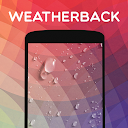 Weather Live Wallpaper: Rain, Snow, Forecast💧