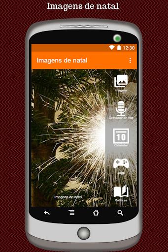 Imagens de natal para papel de parede e u00e1rvore screenshots 1