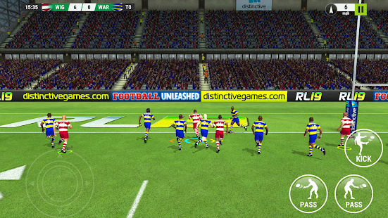 Rugby League 19 1.6.0.91 screenshots 1