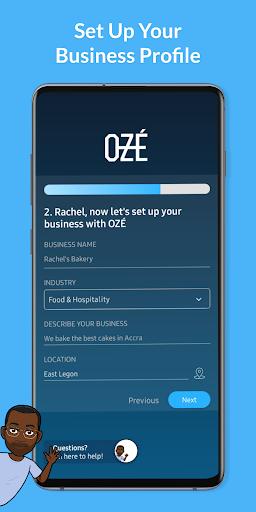 OZu00c9 Business App android2mod screenshots 1