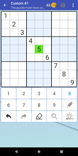Sudoku Free - Classic Brain Puzzle Game  screenshots 4