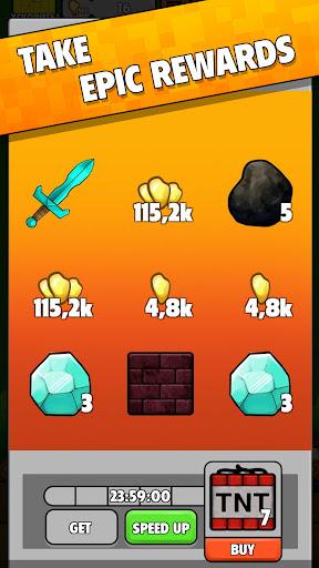 Minetap: Epic Clicker! Tap Crafting & mine heroes 1.5.5 screenshots 16