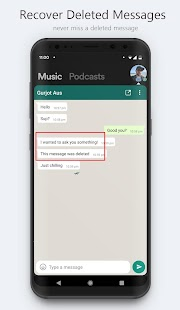 DirectChat (ChatHeads/Bubbles for All Messengers) Screenshot