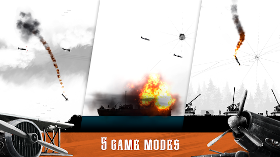 Warplane Inc. Dogfight War Arcade & Warplanes WW2 Unlimited Money