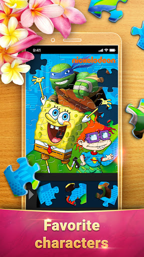 Magic Jigsaw Puzzles - Puzzle Games 6.2.5 Screenshots 2