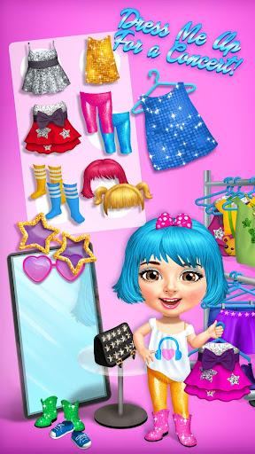 Sweet Baby Girl Pop Stars - Superstar Salon & Show 3.0.10004 screenshots 4
