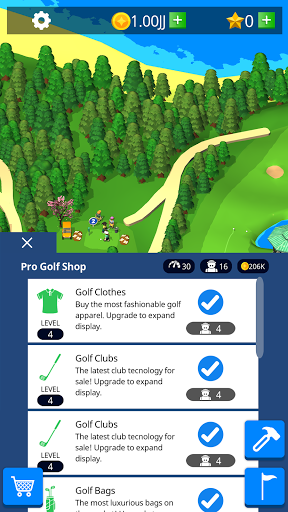 Idle Golf Club Manager Tycoon 0.9.0 screenshots 3