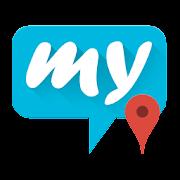 mysms – GPS Location Sharing