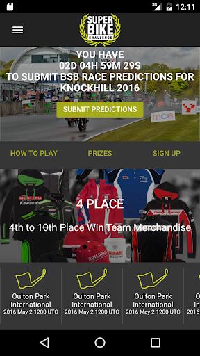 superbikes challenge screenshot 1