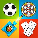 パーティーゲーム:2、3、4人ミニゲーム アプリ無料