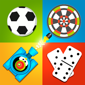 Party Games: 2 3 4 Player Mini Coop Games
