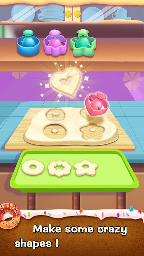 ud83cudf69ud83cudf69Make Donut - Interesting Cooking Game 5.5.5052 screenshots 3