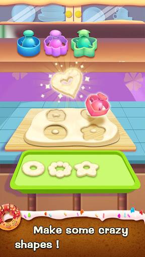 ud83cudf69ud83cudf69Make Donut - Interesting Cooking Game  screenshots 3