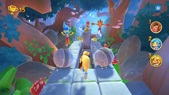 Image For Crash Bandicoot: On the Run! Versi 1.90.56 6
