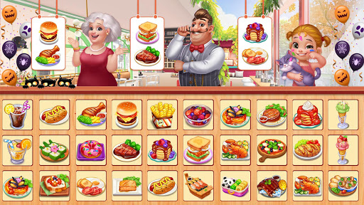 My Restaurant: Crazy Cooking Madness & Tile Master 1.0.10 screenshots 17