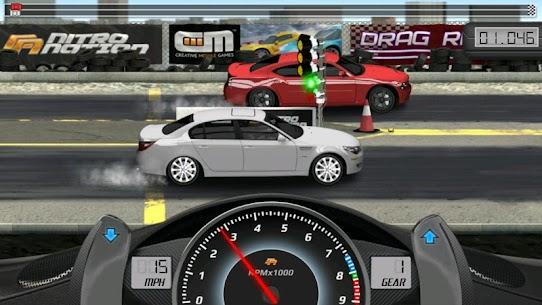Drag Racing 2.0.44 MOD APK [UNLIMITED MONEY] 2